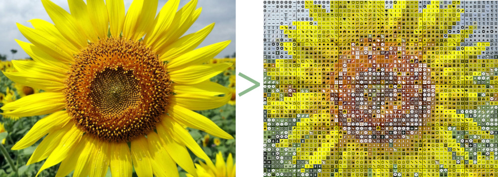Pixel-Stitch - Convert photos and images into cross stitch